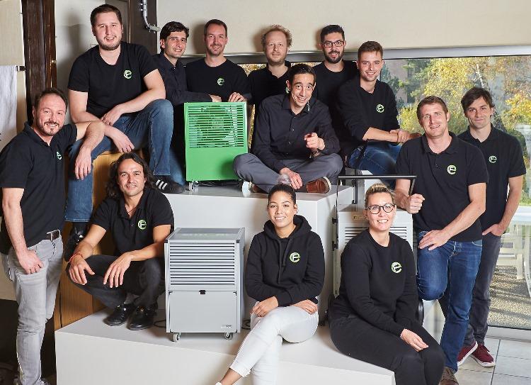 Team ecofort - Ihre Wäschetrockner Spezialisten